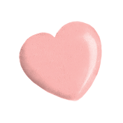 Oh Baby Pink Heart Bead