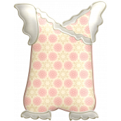 Oh Baby, Baby- Doodled Romper