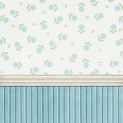 Oh Baby, Baby- Blue Room 3 Paper