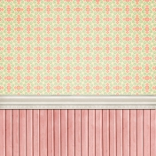 Oh Baby, Baby- Pink Room 3 Paper