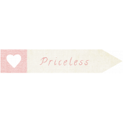 Oh Baby, Baby- Priceless Word Art