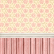 Oh Baby, Baby- Pink Room Paper