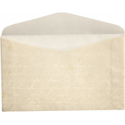 Oh Baby, Baby- Cream Envelope
