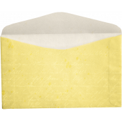 Oh Baby, Baby- Yellow Envelope