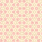 Oh Baby, Baby- Pink Floral Paper