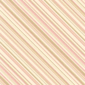 Oh Baby, Baby- Pink Striped Paper