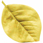 Oh Baby Yellow Silk Leaf