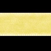 Oh Baby Yellow Velvet Ribbon
