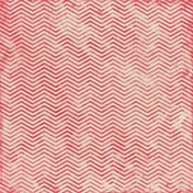 Independence Red Chevron Paper