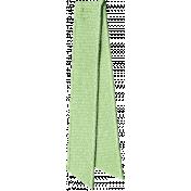 Sunshine & Lemons Mini- Green Ribbon