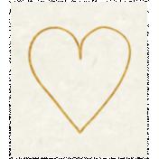 Sunshine & Lemons Mini- Heart Word Art