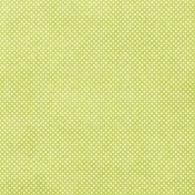 Sunshine & Lemons Mini- Green Polka Dot Paper