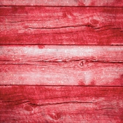 Summer Fields Red Wood Paper