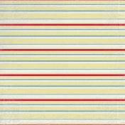 Summer Fields Horizontal Striped Paper 2