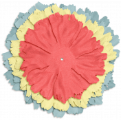 Summer Fields Flower 02