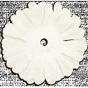 Summer Fields- White Flower