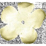 Summer Fields- Yellow Flower 2