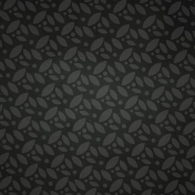 Pond Life- Black Leaf Paper