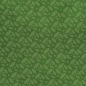 Pond Life- Green Leaf Paper