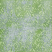 Pond Life- Grunge Leaf Paper