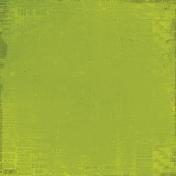 Pond Life- Green Newsprint Paper