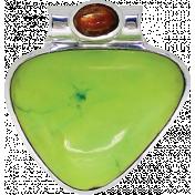 Pond Life- Green Charm