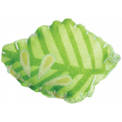 Pond Life- Fabric Leaf 1