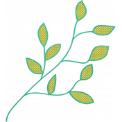 Garden Party- Branch Doodle