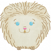 Garden Party- Hedgehog 2