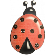 Garden Party- Ladybug Doodle