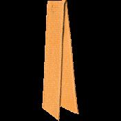 Garden Party- Orange Ribbon