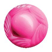 Garden Party- Pink Button