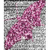 Garden Party- Purple Butterfly