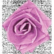 Garden Party- Purple Rose