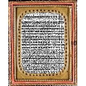 Garden Party- Vintage Frame