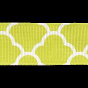 Garden Party- Yellow Ribbon