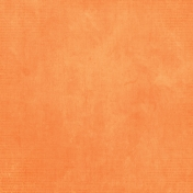 Garden Party- Solid Orange Paper