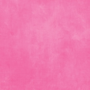 Garden Party- Solid Pink Paper