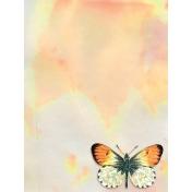 Garden Party- Journal Card 2
