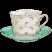 Garden Party - Tea Party Teacup 2