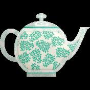 Garden Party- Tea Party Teapot 1