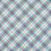 Garden Party- August 2014 Blog Train- Pink Plaid Paper