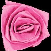 Garden Party- August 2014 Blog Train- Pink Rose