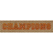Basketball Banner Champions