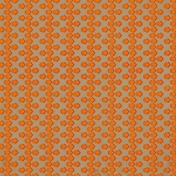 Basketball Paper Arrows Orange