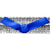 Color Basics Ribbon Knot Blue