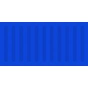 Color Basics Ribbon Blue