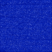 Color Basics Paper Glitter Blue