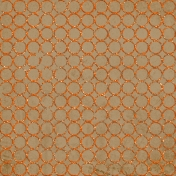 Sports Paper Pd 49 Cutout Orange Glitter Distress