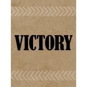 Sports Card 3x4 Victory